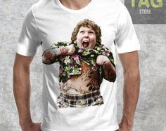 T-shirt Cult The GOONIES Chunk tattoo