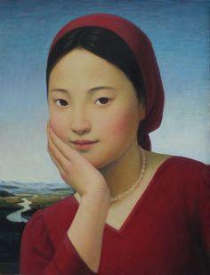 Catherine Asquith Gallery; Xue mo; Australian Contemporary Art; Australian Contemporary Painting; Chinese Contemporary Art