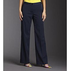 AK Anne Klein® Midnight Sky Classic Pants