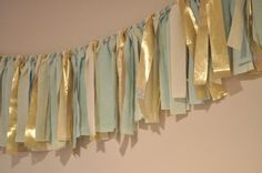 gold mint turquoise teal party decor ideas