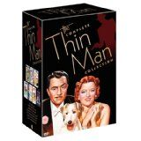 The Complete Thin Man Collection (The Thin Man / After the Thin Man / Another Thin Man / Shadow of the Thin Man / The Thin Man Goes Home / Song of the Thin Man / Alias Nick and Nora) (DVD)By William Powell