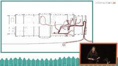 """Human Interactions: Physical and Virtual"" Stephanie Akkaoui Hughes - Interaction14 #IxDA2014"