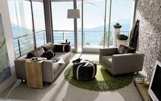 Como criar um ambiente Lounge