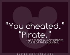 Pirates of the Caribbean quote Disney Love, Disney Magic, Jack Sparrow Quotes, Johny Depp, Free Printable Art, Captain Jack Sparrow, Disney Fanatic, Pirate Life, Never Grow Up