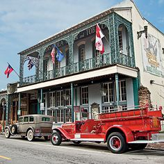 Seville Historic Quarter~ Coastal Living's write up of Pensacola and fun activities in Pensacola area~ Pensacola Florida, Florida Beaches, Gulf Breeze Florida, Florida Travel, Sunshine State, Weekend Getaways, Vacation Spots, Places To Travel, City
