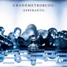 cronometrobudu esperanto
