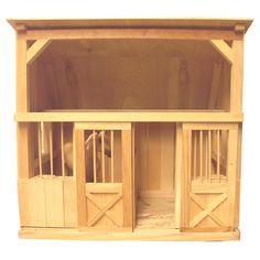 Breyer horse stable