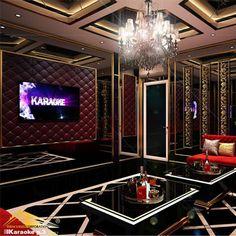 Thiết kế phòng karaoke,Báo giá thi công karaoke hoàn hảo