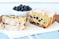 Gluten Free Lemon Blueberry Loaf Cake (Dairy Free) – The Gluten Free Gathering