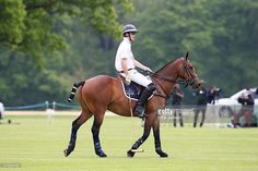 George Spencer Churchill at the Maserati Jerudong Park Trophy at Cirencester Park Polo Club on May 24, 2015 in Cirencester, England.