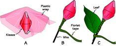 hershey kiss rosebud for mother's day?