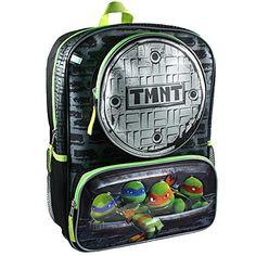 "Teenage Mutant Ninja Turtles School 16"" Backpack Accessory Innovations http://www.amazon.com/dp/B00N0S4VXG/ref=cm_sw_r_pi_dp_C-6Rvb1X7K2RV"