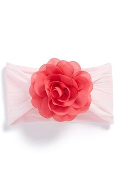 Baby+Bling+Chiffon+Rose+Headband+(Baby+Girls)+available+at+#Nordstrom