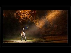 Create Beams Of Light From Nothing In Photoshop - YouTube