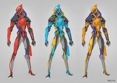 Bots by matjosh.deviantart.com on @DeviantArt
