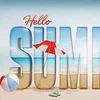 Create a Summer Inspired 3D Text Effect in Photoshop (via psd.tutsplus.com)
