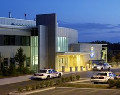 York Regional Police Division 2 Headquarters | Parkin Architects Limited