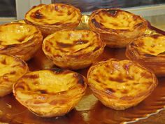 What you must try in Lisbon -  Pastel de Nata