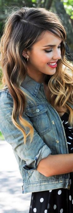 40 Popular Fall Hair Color Ideas You'll Love To Try In 2016 #PopularLadiesHairstyles