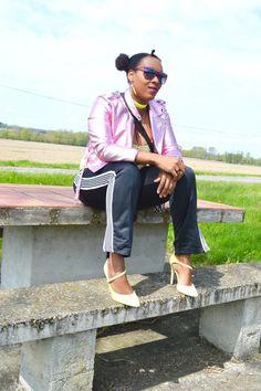 [Actu] Fashion: metallic sportswear chic - Dressing de serdee @dressinggirly31