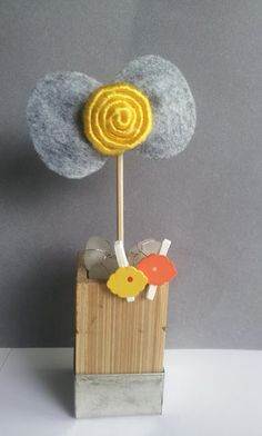 A Spoonful of Crafts: Godmorgen pynt/ Goodmorning Decoration