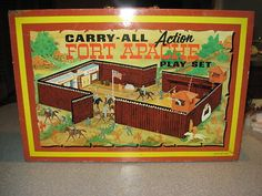 Marx Toy Soldier PlaySet