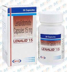 Lenalid 15mg Capsule Indication: Lenalid 15mg  drug is the treatment of anemia in patients who have certain types of myelodysplastic syndrome (SMD). It is also used together with dexamethasone for the treatment of #multiplemyeloma #MM in some patients. #health #healthtips #natco #cancers