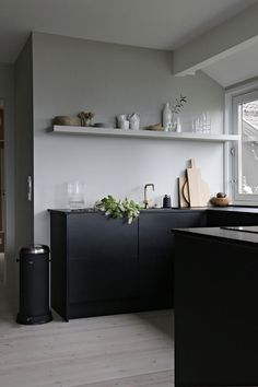 Kitchen and photography by blogger Nina Holst - stylizmo