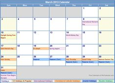 free blank calendar for the front of the binder to keep track of due dates during the semester!!