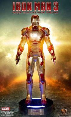 Quer o Homem de Ferro pra você? É só pagar! | TioOrlando.com.brTioOrlando.com.br