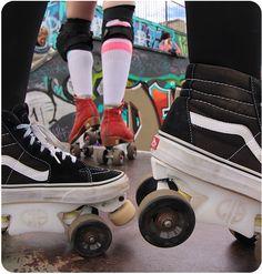 image result for roller skate sliders