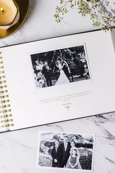 Your love is a legacy! Preserve it and pass it down with The Best is Yet to Come Anniversary Book by The Art of Etiquette. With its archival quality and pages upon pages of spaces to tell your story through words and pictures, this book will become a precious family heirloom. #weddinggifts #weddingkeepsakes #weddingmemories