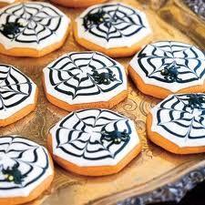 Black widow biscuits
