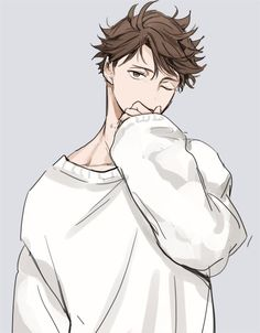 TRASHYKAWA IS MY LIFE!!! OMFG, HE KILLS ME! OIKAWA WHY!!?!?!