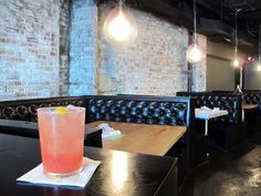 Proof and Provision: new Atlanta hot spot  cool drinks.