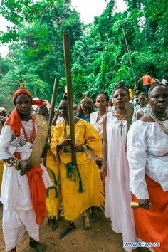 TRIP DOWN MEMORY LANE: OSUN OSOGBO FESTIVAL OF YORUBA PEOPLE OF NIGERIA: AFRICA`S BIGGEST AND AUTHENTIC TRADITIONAL RELIGIOUS FESTIVAL