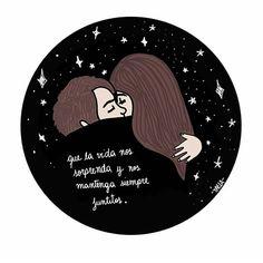 Que la vida. Art Clipart, Image Clipart, Cute Love, Love You, My Love, Sketch Style, Frases Love, Tumblr Love, Love Phrases