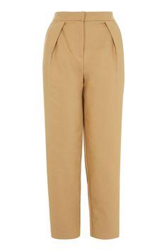 Chino Style Peg Trousers