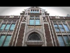 Check out the University of Washington's main campus, with a look at the natural beauty and architectural wonders that make the campus a Seattle treasure. Plus, you'll see UW President, Michael K. Young at his motorbike-riding finest!