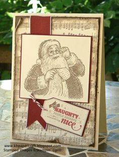 Santa's List by lincoln4460 - Cards and Paper Crafts at Splitcoaststampers