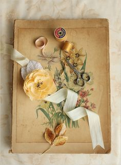 Adornments: diy wedding accessories by @Twigs & Honey with photos by @Elizabeth Messina