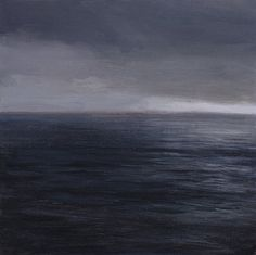 Late Afternoon Storm Original Painting by jeremymiranda on Etsy, $165.00