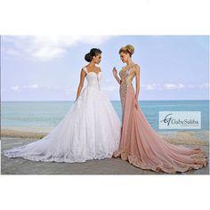 50+ Gaby Saliba Wedding Dresses - Plus Size Dresses for Wedding Guests Check more at http://svesty.com/gaby-saliba-wedding-dresses/
