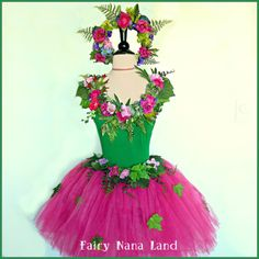 Adult  Fairy Costume  size m/l  The Cottage by FairyNanaLand, $185.00
