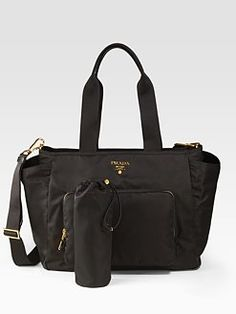 Prada Diaper Bag for baby! .. you know, for when i win the lottery   :)
