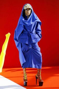 Male Fashion Trends: Vivienne Westwood Fall-Winter 2018 - Paris Fashion Week