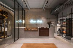 Comme Moi Flagship Store by Neri&hu Design and Research Office   Yellowtrace