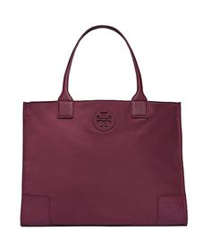 $225 Tory Burch Ella Packable Tote