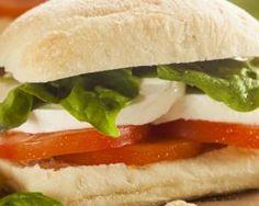 Tomate Mozzarella, Wrap Sandwiches, Bagel, Hamburger, Brunch, Pizza, Cooking Recipes, Coaching, Nutrition
