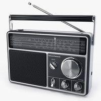Radio National Panasonic RF1090
